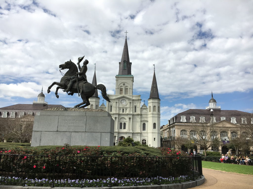 Jackson Square - New Orleans Psychiatrist - Kramer Psychiatric Services - Metairie psychiatry | Jefferson Parish, Louisiana | mental health | behavioral health | counseling