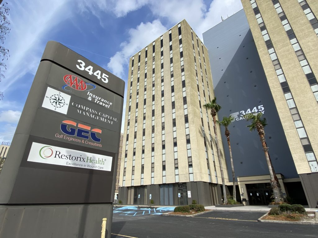 3445 Building front - Kramer Psychiatric Services - Greater New Orleans Psychiatrist - Metairie, LA